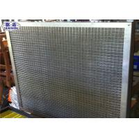China 316L Stainless Steel Filter Mesh High Filtration And Dust Holding Capacity on sale
