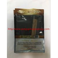 Wholesale Large Capacity Cigar Humidor Bags , SGS Passed Cigar Pouch Bag For Moisture from china suppliers