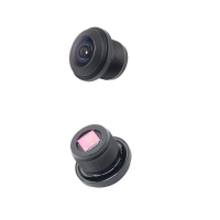 Wholesale Waterproof Anti Fog 6G F1.6 1.67mm Car Rear View Lens from china suppliers