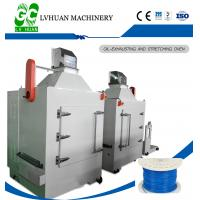 Wholesale Membrane PTFE Cable Machine , Cable Production Machines High Temperature from china suppliers