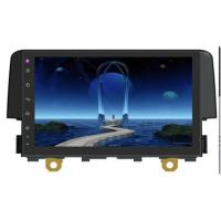 Android 4.4.1 Quad-core Car GPS Navigation System, for Honda Civic, Builtin 16G Flash & WIFI & 4G dongle