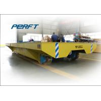 Wholesale Cable Reel Powered Platform Automatic Guided Carts / Battery Transfer Carriage from china suppliers