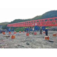 Wholesale 500T Double Truss Bridge Girder Crane Electric Steel Structure 20m - 50m Span from china suppliers