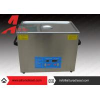 Quality Stainless Steel Digital Ultrasonic Cleaners TSX-600ST for Metal Parts for sale