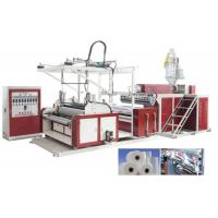 Buy cheap Vinot Manufacturer PLA Stretch Film Machine for 1 - 3 Layers with Red Color from wholesalers