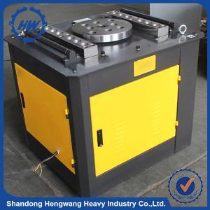 China Professional hydraulic steel bar bending machine stirrup bar bending machine price on sale