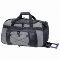 China Trolley Bag with Adjustable Removable Padded Shoulder Strap on sale