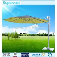 Wholesale Outdoor Large Sun Umbrella For Garden / Roma Offset Umbrella Water Wind Resistance from china suppliers
