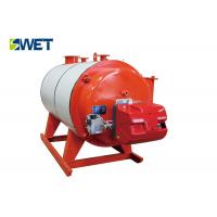 Wholesale Water Pipe Type Hot Water Boiler Large Furnace Volume High Thermal Resistance from china suppliers