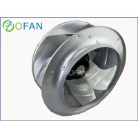 China Air Purifier EC Centrifugal Fans Impellers For Cleanroom 355mm 60HZ on sale