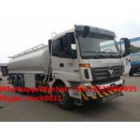 Wholesale HOT SALE!FOTON AUMAN 6*4 20m3 Oil tank truck, Factory sale competitive price FOTON 20m3 fuel transported tank truck from china suppliers