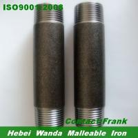 Buy cheap Seamless steel pipe Nipples SCH40,SCH80 NPT thread from wholesalers