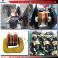 Wholesale best selling automatic voltage transformer winding machine for current instrument transformer from china suppliers