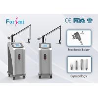 China Hot sale high engery protable fractional laser resurfacing treatment machine on sale
