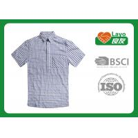 Buy cheap Turn Down Collar Quick Dry Sports Shirts , Quick Dry Mens Shirts from Wholesalers