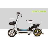 48V 350W  20Ah battery small lovely scooter style pedal assist electric bike/bicycle with long travel distance