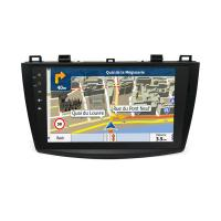 Buy cheap Car Multi-Media DVD Player Integrated Navigation System Mazda 3 Axela 2010 2011 from Wholesalers