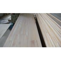 Wholesale Paulownia finger jointed board ,without knots from china suppliers