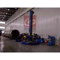 Buy cheap Column and Boom Industrial manipulators with Panasonic MIG Welding System from wholesalers