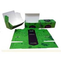 Paper Folding Box , Custom Printed Cardboard Box Packaging With Color Printing