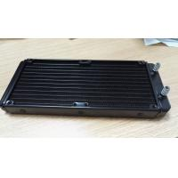 Wholesale 240mm aluminium radiator for computer watercooling from china suppliers