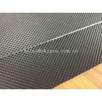 Wholesale Power Transmission Industrial 2.3Mm PVC Rhombus Profile Conveyor Belt PVC from china suppliers