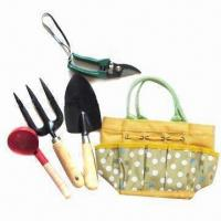 Wholesale Garden Tool Set with Handbag from china suppliers