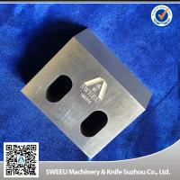 Wholesale Excellent Cutting Rapid Granulator Blades , Plastic Grinder Blades HRC56-60 from china suppliers