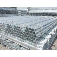 Wholesale galvanized steel pipe BS1387-1985 from china suppliers