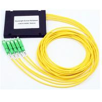 Wholesale ABS TYPE 4Ch CWDM DWDM Multi - Channel Fiber Optic MUX DEMUX For Acess Network from china suppliers