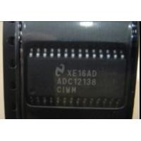 Wholesale ADC12138CIWM  IC ADC 12BIT SAR 28SOIC from china suppliers