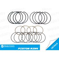 Buy cheap Professional Toyota Pontiac Vibe Car Engine Rings , Custom Piston Oil Ring from Wholesalers