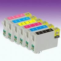 Wholesale Ink Cartridges with 18.2mL Volume, Compatible with Epson Stylus Photo 1390/T60 Printers from china suppliers