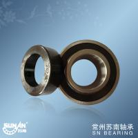 35MM Insert Bearings With Eccentric Bushing CHC207 , Agricultural Bearings