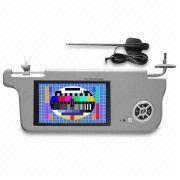 Wholesale Rear View Mirror Product 7inch Sunvisor Monitor with TV [Order it!] from china suppliers