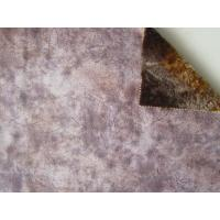 Wholesale Thicker Bonding for Winter Season Art no: ESFH-054 foil suede bond BOA from china suppliers