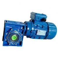 China (NMRV, NRV) Gear reducer, NMRV series with motor on sale