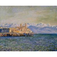 Impressionist(3830) Old_Fort_at_Antibes