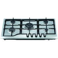 Wholesale Gas Hob 5 Burners Cast Iron Grills (GH-05V) from china suppliers