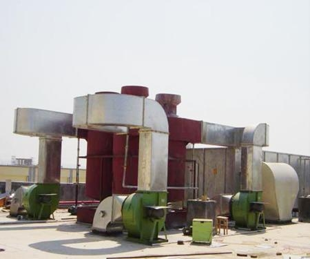 Quality Environmental water-film exhaust gas treatment system for sale