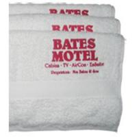 Wholesale Bates Motel Large Replica Embroidered Bath Towel from china suppliers