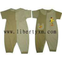 Buy cheap Bamboo baby clothes interlock baby bodysuits from Wholesalers