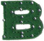 Wholesale Letter-with rhinestone from china suppliers