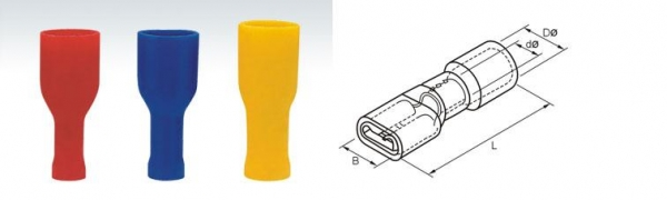 Quality FDFD 1.25-250 FEMALE FULL-INSULATING JOINT for sale