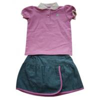 Buy cheap Children's sets girls skirt t-shirt from Wholesalers