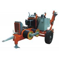 Wholesale IRON HOUSING PULLING HOIST HY-YQ40 hydraulic puller from china suppliers