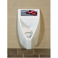 FIRE/SMOKE DAMPERS URINAL ADVERTISING Urinal advertising