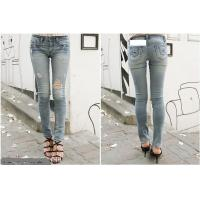 China women's hot-sell jeans on sale