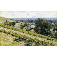 Impressionist(3830) From_the_Hill_Giverny