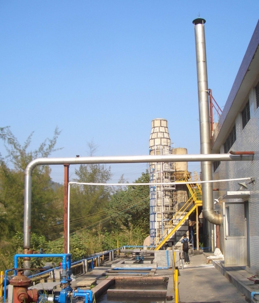 Quality Waste gas Treatment for sale
